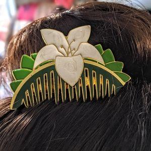 Disney Mulan Hair Comb